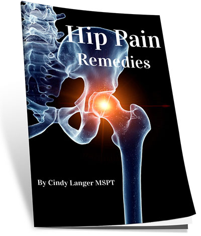 Hip pain       Remedies